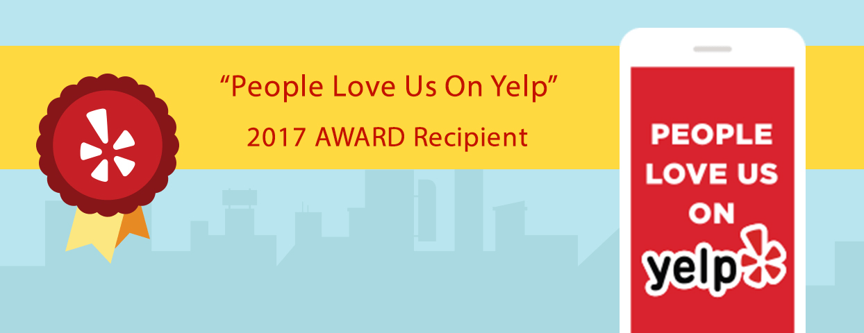 Yelp Review Badge